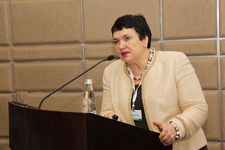 И.Н. Захарова